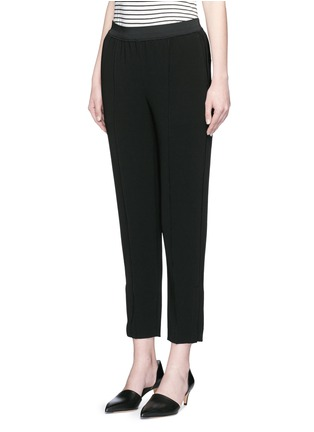 Front View - Click To Enlarge - Theory - 'Braxmar' Admiral crepe pants