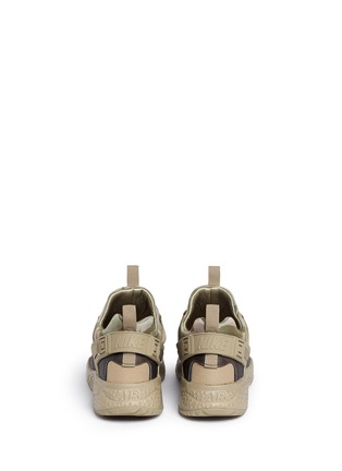 Back View - Click To Enlarge - NIKE - 'Nike Air Huarache Utility' camouflage print sneakers