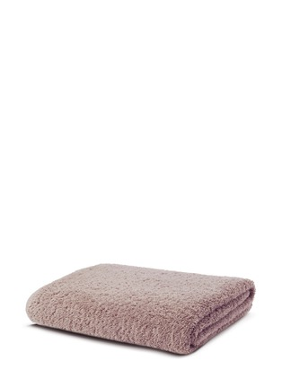 Main View - Click To Enlarge - Abyss - Super Pile reversible bath towel — Shell