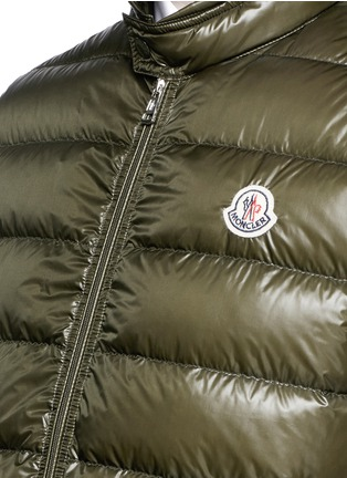 Detail View - Click To Enlarge - Moncler - 'Gui' quilted down vest