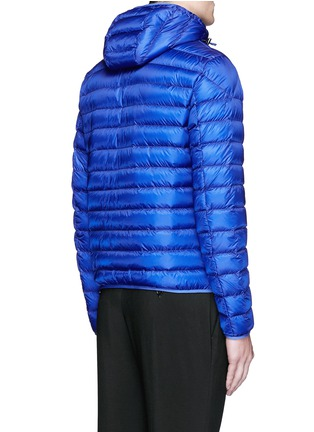 Back View - Click To Enlarge - Moncler - 'Mir' quilted down hood jacket