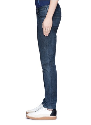 Detail View - Click To Enlarge - 70001 - 'Lot 22 The Skim' vintage stone wash jeans