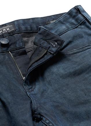 - 70001 - 'Lot 22 The Skim' vintage stone wash jeans