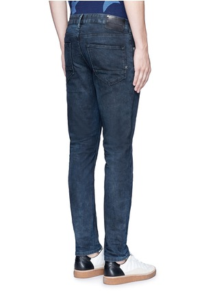 Back View - Click To Enlarge - 70001 - 'Lot 22 The Skim' vintage stone wash jeans