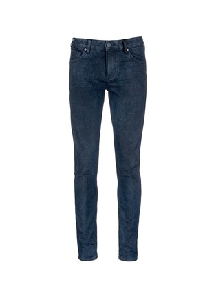 Main View - Click To Enlarge - 70001 - 'Lot 22 The Skim' vintage stone wash jeans
