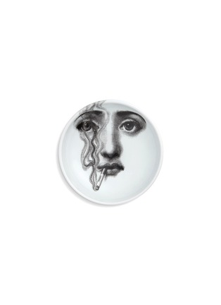 Main View - Click To Enlarge - Fornasetti - Themes and Variations round ashtray #081