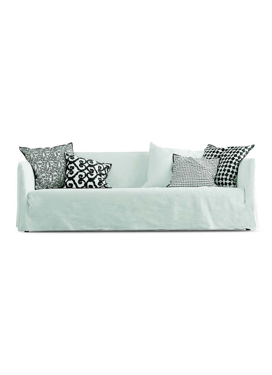 Main View - Click To Enlarge - Gervasoni - Ghost 12 cushion set sofa eb86d0fae
