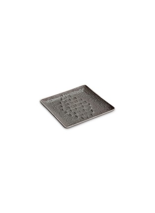 Main View - Click To Enlarge - L'Objet - Crocodile square tray