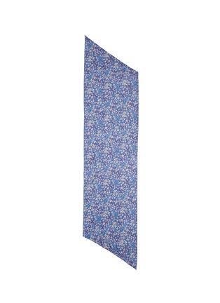 Main View - Click To Enlarge - Isabel Marant Étoile - 'Fay' flower print silk chiffon scarf