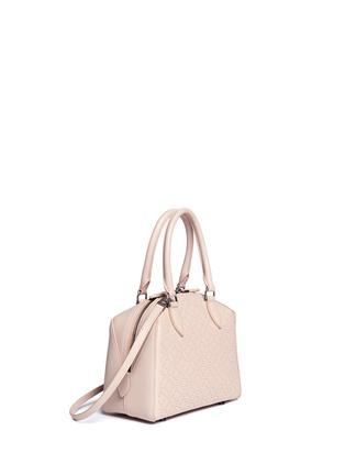 Figure View - Click To Enlarge - Alaïa - 'Arabesque' mini stud leather bag