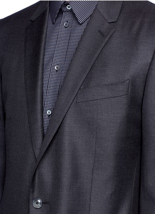 Detail View - Click To Enlarge - Dolce & Gabbana - 'Martini' slim fit notch lapel wool-silk suit