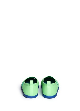 Back View - Click To Enlarge - Native - 'Venice' kids slip-ons