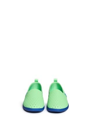 Figure View - Click To Enlarge - Native - 'Venice' kids slip-ons