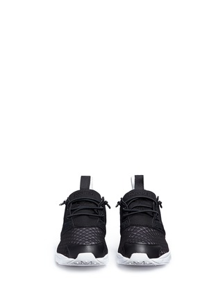 Figure View - Click To Enlarge - Reebok - 'FuryLite Sheer' open mesh sneakers