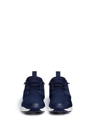 Front View - Click To Enlarge - Reebok - 'Furylite Winter' rib trim sneakers