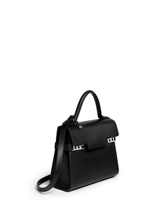 Figure View - Click To Enlarge - Delvaux - 'Tempête MM' leather bag
