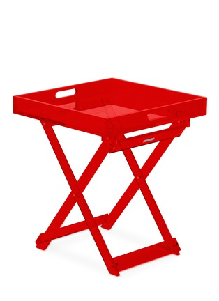 Figure View - Click To Enlarge - Tang Tang Tang Tang - Foldable acrylic side table