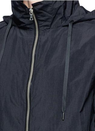 Detail View - Click To Enlarge - DANWARD - Hood windbreaker jacket