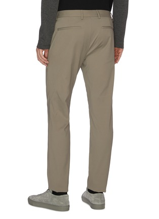 Back View - Click To Enlarge - THEORY - 'ZAINE' SCHOELLER® 3XDRY® TECH FABRIC PANTS