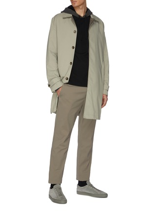 Figure View - Click To Enlarge - THEORY - 'ZAINE' SCHOELLER® 3XDRY® TECH FABRIC PANTS