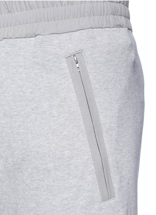 Detail View - Click To Enlarge - Acne Studios - 'Johna' zip pocket jogging pants