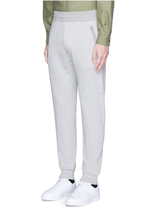 Front View - Click To Enlarge - Acne Studios - 'Johna' zip pocket jogging pants