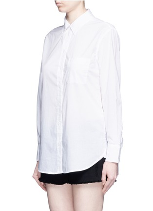 Front View - Click To Enlarge - Equipment - 'Margaux' cotton shirt