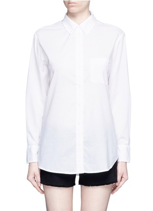 Main View - Click To Enlarge - Equipment - 'Margaux' cotton shirt