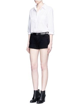 Figure View - Click To Enlarge - Equipment - 'Margaux' cotton shirt