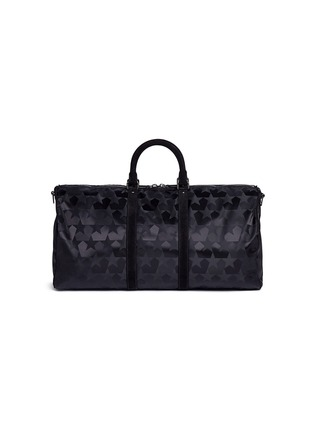Detail View - Click To Enlarge - PORTS 1961 - Star jacquard duffle bag