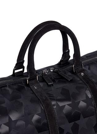 - PORTS 1961 - Star jacquard duffle bag