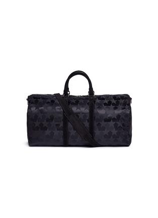 Main View - Click To Enlarge - PORTS 1961 - Star jacquard duffle bag