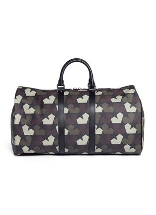 Detail View - Click To Enlarge - Ports 1961 - 'Star Camo' print duffle bag