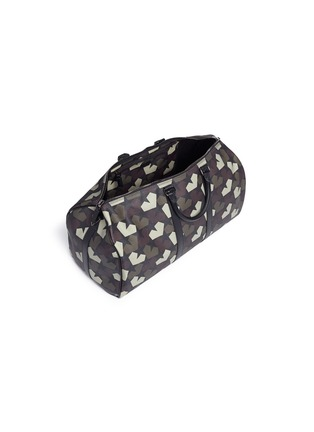 - PORTS 1961 - 'Star Camo' print duffle bag