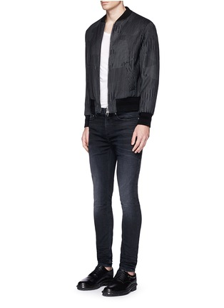 Figure View - Click To Enlarge - Neil Barrett - Super skinny fit jeans