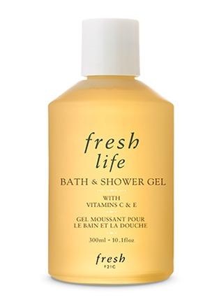 Main View - Click To Enlarge - Fresh - Fresh Life Bath & Shower Gel 300ml