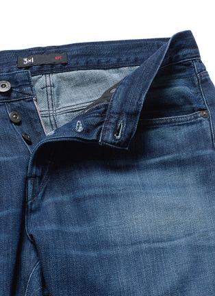 - 3x1 - 'M3' slim fit jeans