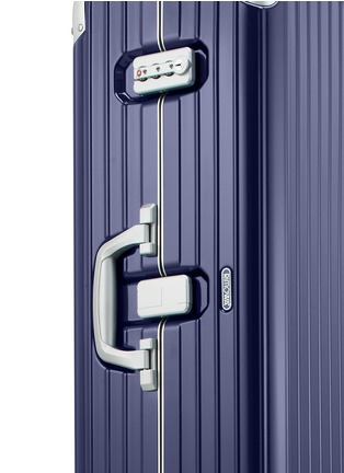 Detail View - Click To Enlarge - RIMOWA - Limbo Multiwheel® (Night Blue, 83-litre)