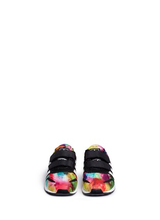 Figure View - Click To Enlarge - Adidas - 'Los Angeles CF' camouflage print mesh toddler sneakers