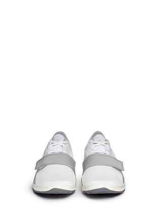 Front View - Click To Enlarge - Adidas By Stella Mccartney - 'Atani Bounce' mesh sneakers