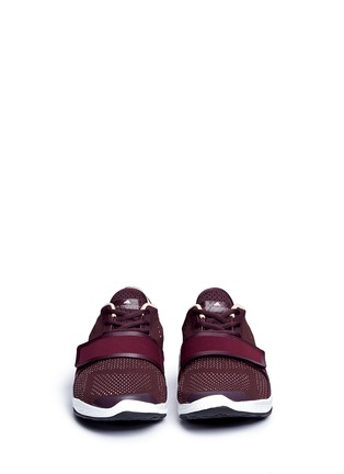 Front View - Click To Enlarge - Adidas By Stella Mccartney - 'Atani Bounce' sneakers