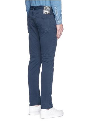 Back View - Click To Enlarge - Denham - 'Razor' slim fit jeans