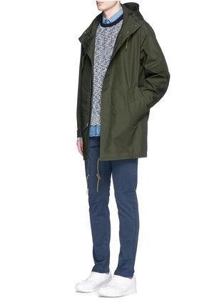 Figure View - Click To Enlarge - Denham - 'Razor' slim fit jeans