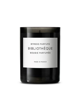 Main View - Click To Enlarge - BYREDO - Bibliothéque fragranced candle 240g