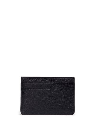 Figure View - Click To Enlarge - Anya Hindmarch - 'Eyes' embossed leather cardholder