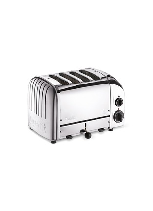 Main View - Click To Enlarge - DUALIT - Classic four slot NewGen toaster