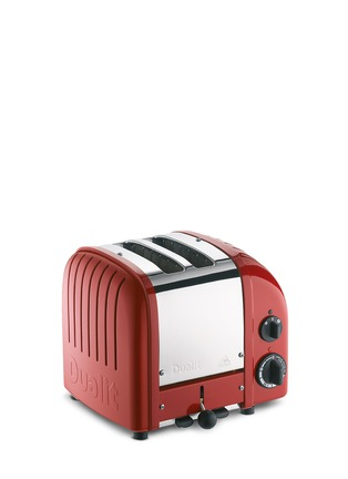 Main View - Click To Enlarge - Dualit - Classic two slot NewGen toaster