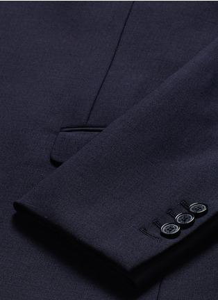 - Neil Barrett - Slim fit bistretch gabardine blazer