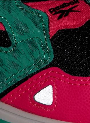 - Reebok - Versa Pump Fury SYN' animal print toddler sneakers