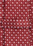 Detail View - Click To Enlarge - Armani Collezioni - Square dot jacquard tie